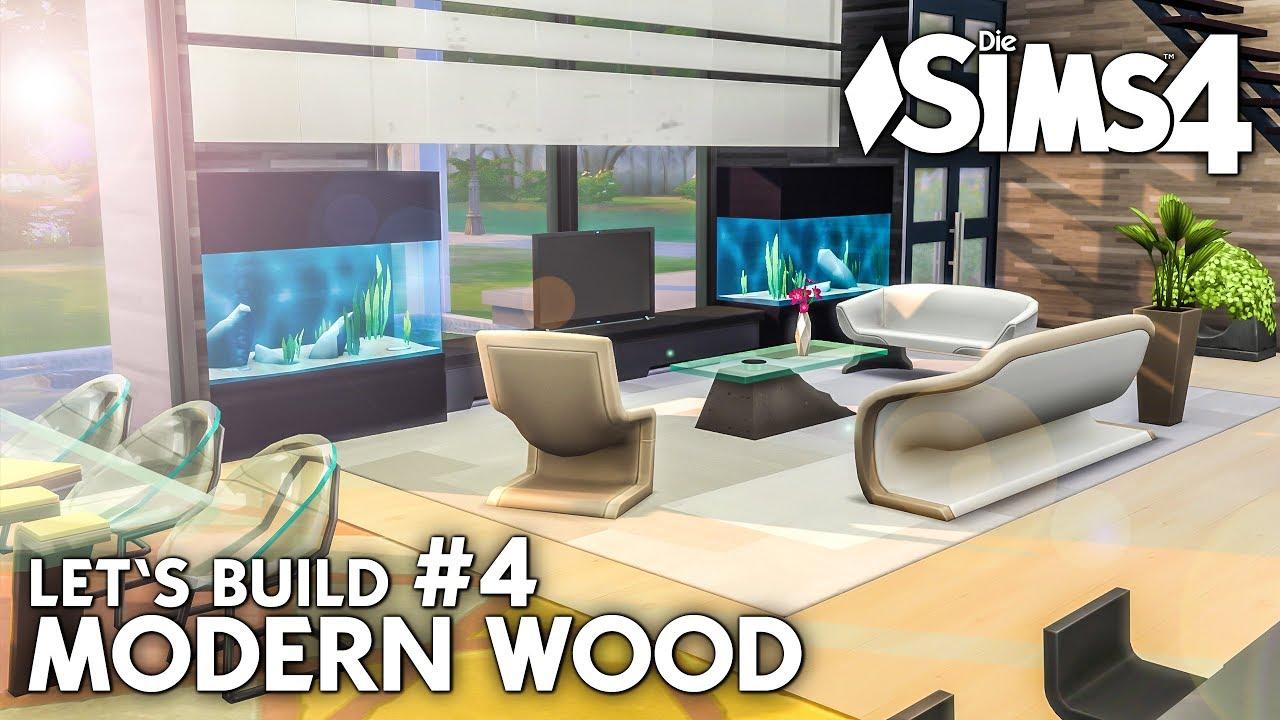Sims 3 Wohnzimmer Modern: Renovierung