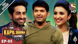 The Kapil Sharma Show - दी कपिल शर्मा शो-Ep - 95 - Parineeti Chopra & Ayushmann In Kapil