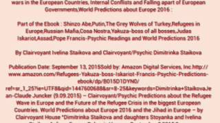 War Footing in France- as predicted by Clairvoyant/Psychic Dimitrinka Staikova