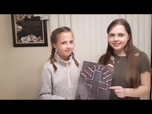 FEST Kids Faith - Salt Painting!