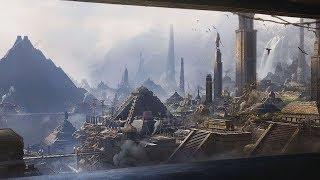 Im Erdmantel existiert eine fortschrittliche Zivilisation - Wirklich?