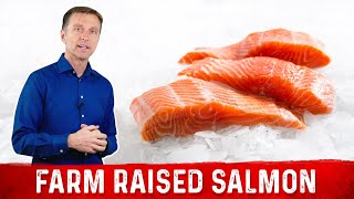 The Problems with Farm Raised Salmon