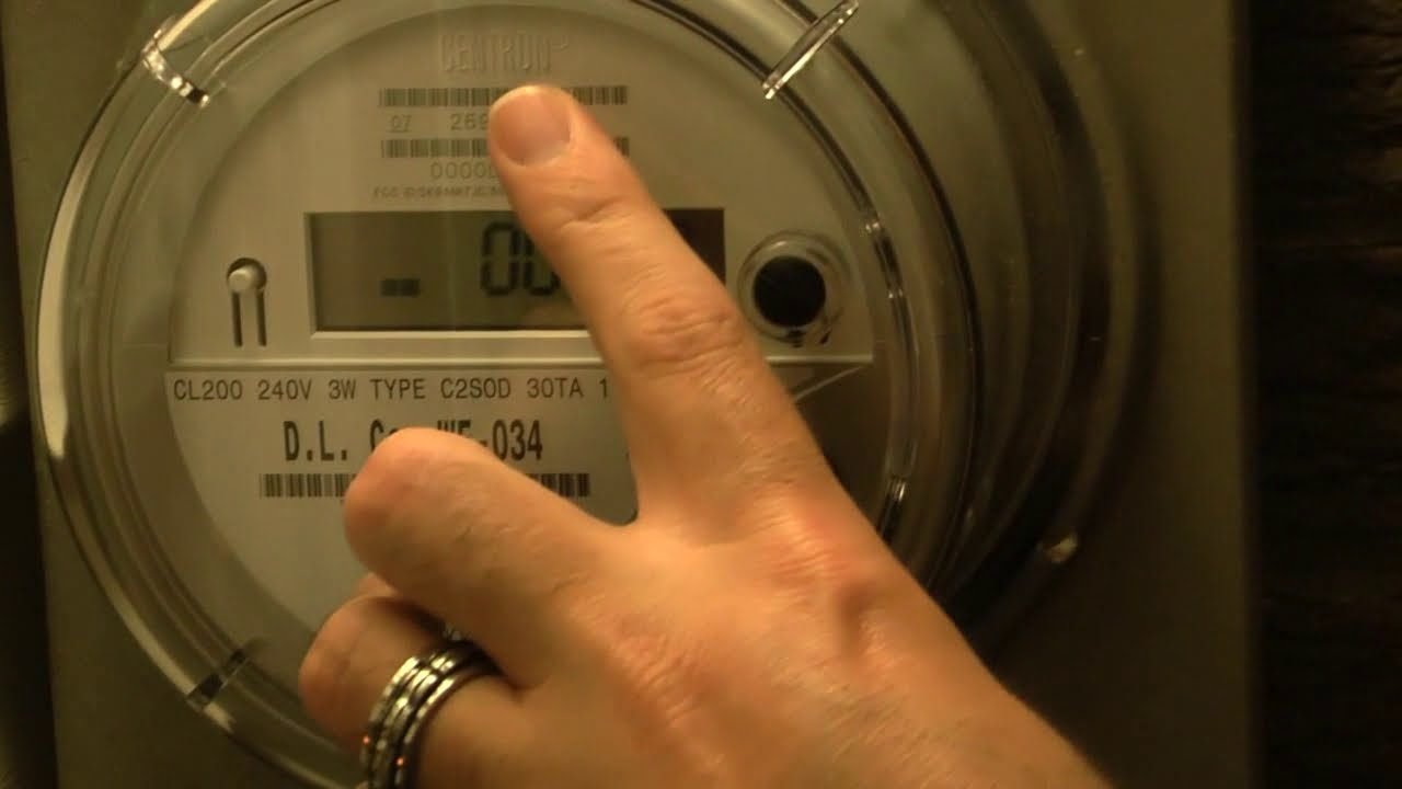 maxresdefault our new itron centron smart meter youtube itron sentinel meter wiring diagram at reclaimingppi.co