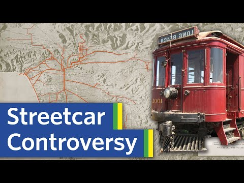 Did GM Really Kill The Streetcar In Los Angeles?