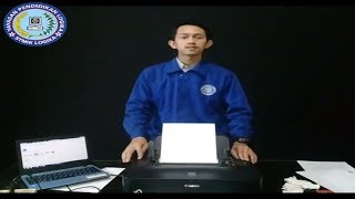 Tutorial Cara Mengatasi Hasil Print Out Putus Putus Pada Printer Canon IP2770