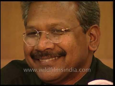 Mani Ratnam at CineFan Film Festival 2000