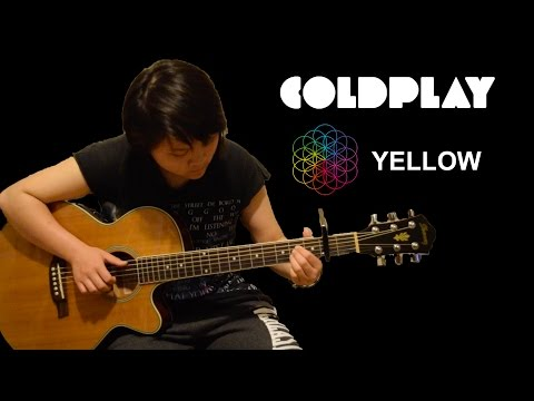 Yellow - Coldplay (Fingerstyle Cover) [+TABS]