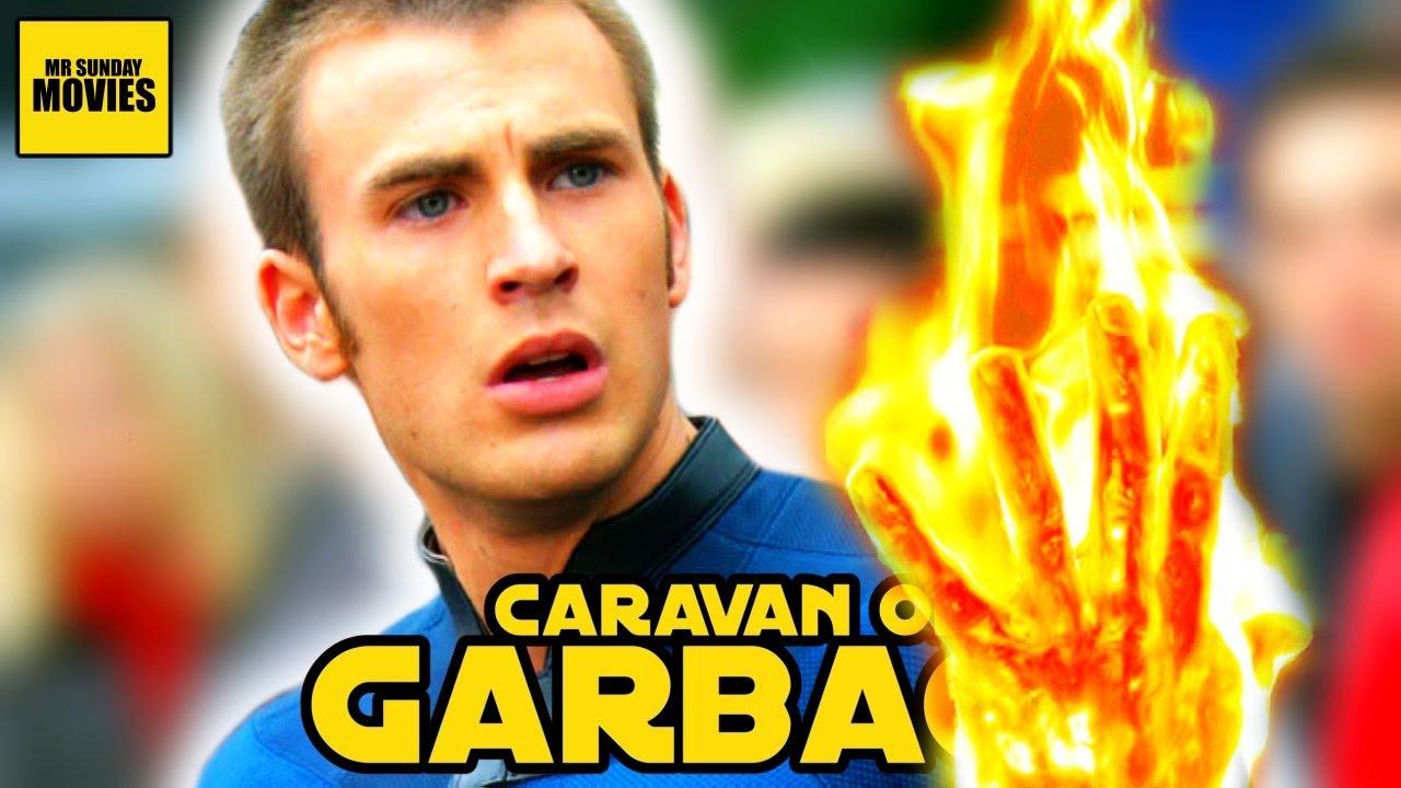 Download Fantastic Four 2005 - Caravan Of Garbage