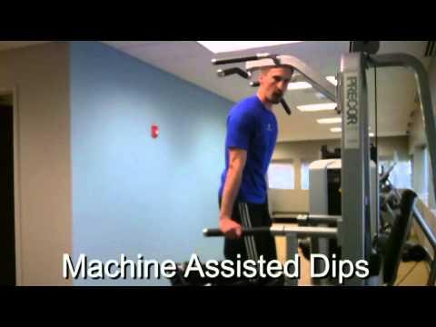 Machine Dips