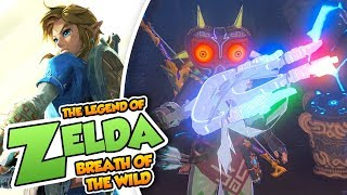 ¡Sálvame Majora! - #72 DLC Elegidos - TLO Zelda: Breath of the Wild en Español (Switch)