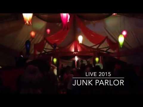 "Junk Parlor Live 2015 ""Enchanted Forest Festival"""