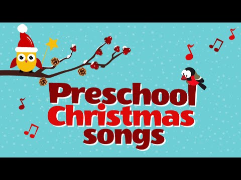 Preschool Christmas Songs Playlist | Children Love to Sing