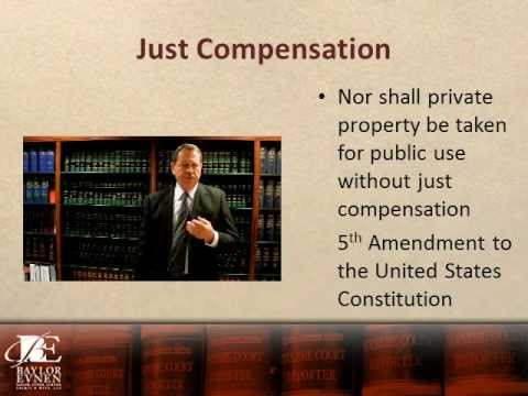 Nebraska Lawyer Explains the Process of Condemnation- Chapter 2