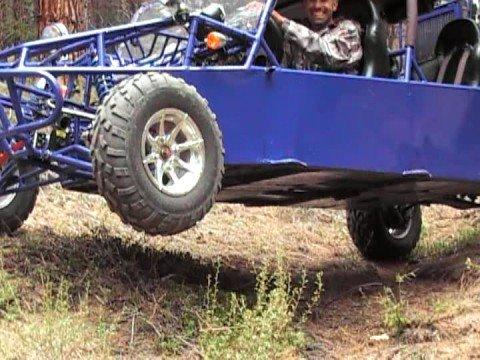 bms buggy 4 seater montana - YouTube