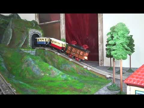 Vintage O Gauge Tinplate Trains: Metropolitan and Suburban Traffic and a Rack Railway