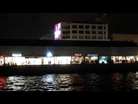 156.Тель-Авив, ночной порт