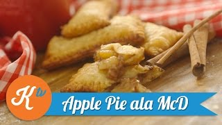 Gambar cover Resep Apple Pie ala McDonalds (Apple Pie ala McDonalds Recipe) | YUDA BUSTARA
