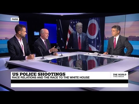 US police shootings: Race relations and the race to the White House (part 1)