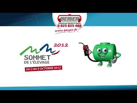 Sommet de l'Elevage 2012 (Cournon)