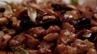 The Best Kung Pao Chicken Recipe 宮保雞丁, Chinese Cooking Show With Cici Li!