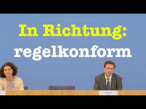 21. Juni 2021 - Bundespressekonferenz | RegPK
