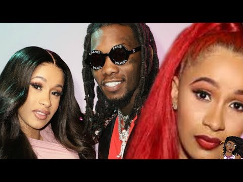 Cardi B ANNOUNCES SPLIT From Offset AFTER 1 Year Of Marriage Mp3