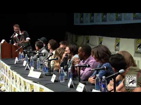 Captain America: Winter Soldier Comic-Con Panel B-Roll