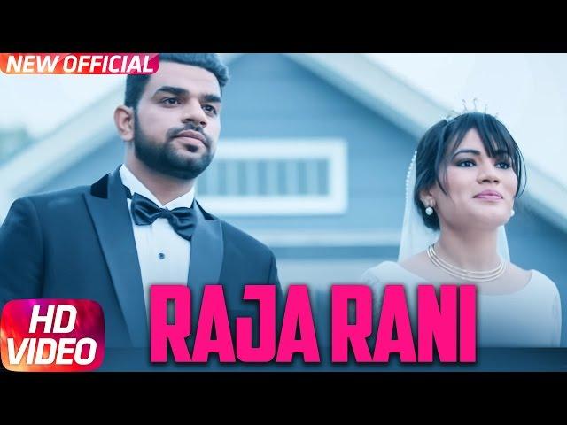 Raja Rani (Full Song)   Gaurav Bansal Feat. Sakshi Bansal   Latest Punjabi Song 2017   Speed Records