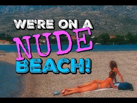 Ep. 82: We're On A NUDE Beach. Split, Croatia Travel Guide
