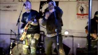 "Goddamn Gallows - ""Pass the Bottle"" Ft. Gary Lindsey Live at Farmageddon Fest 2012"