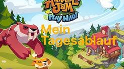 Mein Tagesablauf in Animal Jam Ply Wild (Deutsch)