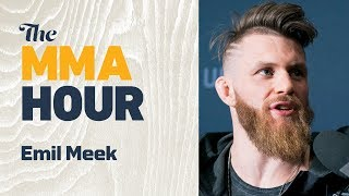 Emil Meek Explains Status of UFC 219 Fight with Kamaru Usman, Visa Issues