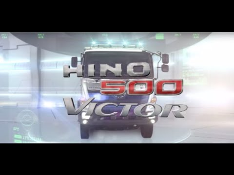 NEW HINO 500 VICTOR