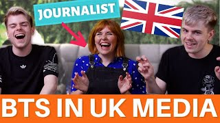 """Music Journalist: """"the problem with BTS in UK Media"""""""