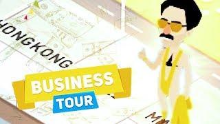 MOJA NOWA EKSKLUZYWNA POSTAĆ - BORAT! | Business Tour [#46] (With: Diabeuu, Kubson)