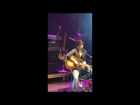 Nick Carter: I Need You Tonight - All American Tour - Sao Paulo