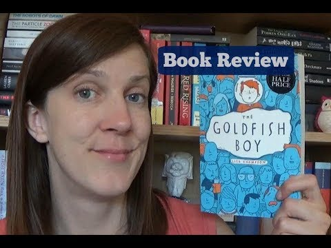 Book Review: Goldfish Boy by Lisa Thompson