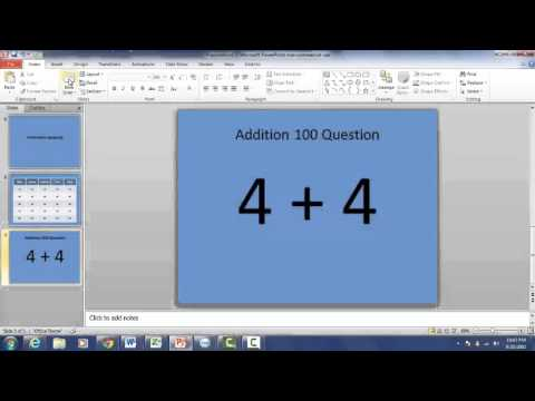 how to create a powerpoint jeopardy game - youtube, Powerpoint templates