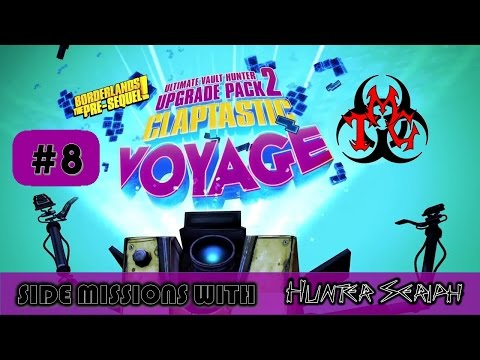 Claptastic Voyage Co Op Side Missions #8 Chip's Data Mining Adventure
