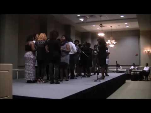 Augusta University Gospel Choir 2015-2016