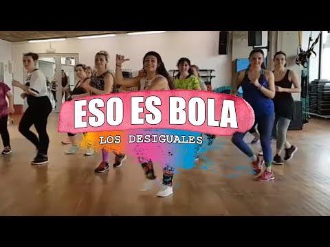 ES BOLA (Salsa) - Los Desiguales/ ZUMBA con MELISSA DA CRUZ
