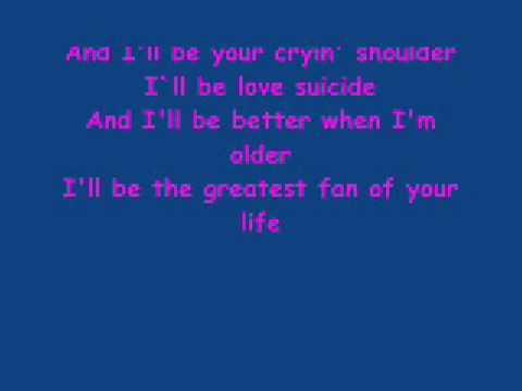 I'll Be Edwin McCain (lyrics on screen)