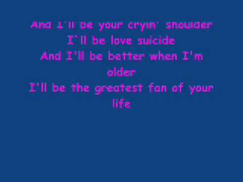 I'll Be Edwin McCain (lyrics on screen)