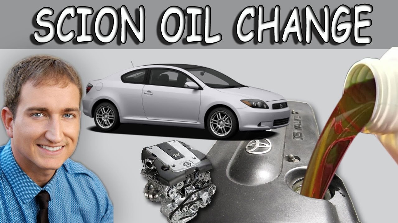 small resolution of how to change oil toyota scion tc