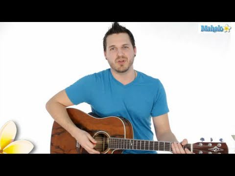 """How to Play """"Help I'm Alive"""" by Metric on Guitar (Practice Video)"""