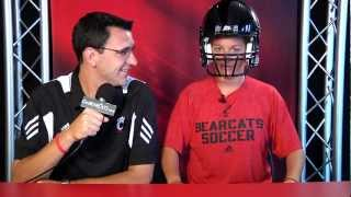 2011-12 Cincinnati Bearcats All-Sports Funny Montage