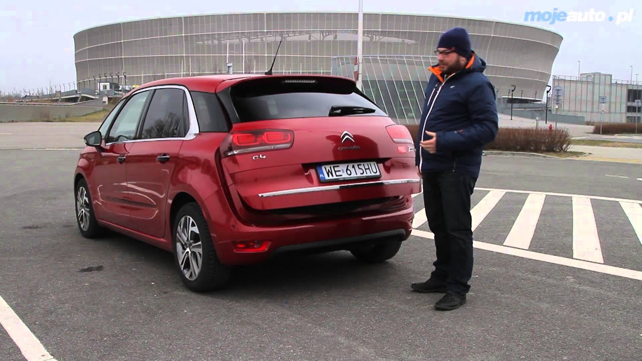 citroen c4 picasso test youtube. Black Bedroom Furniture Sets. Home Design Ideas