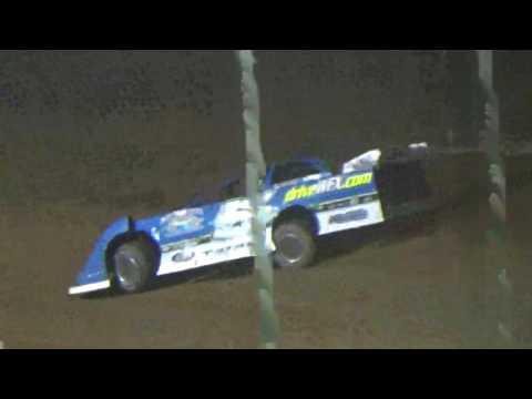 Ark La Tex Speedway Pelican 50 Latemodel heat 1 3/17/17