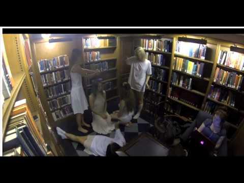 Butler Library Viral Video