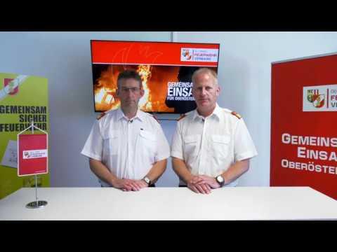 FEUERWEHR OÖ AKTUELL | Feuerwehr Talk | Gemeinsam in die Zukunft